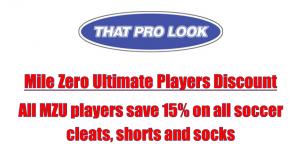 That Pro Look - 15% MZU Players Discount