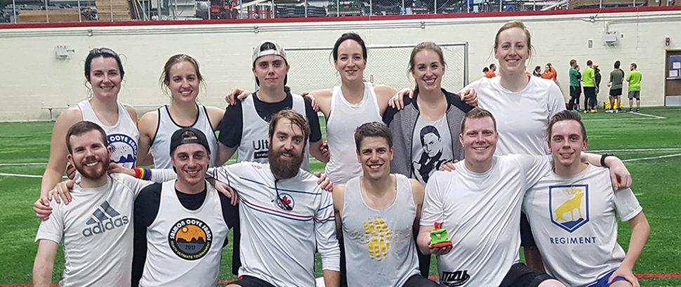 Fall Winners Indoor 2018